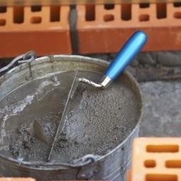 Готовый цементный раствор